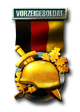 5. Oberbefehlshaber E-Rommel ist ein wahrer Vorzeigesoldat